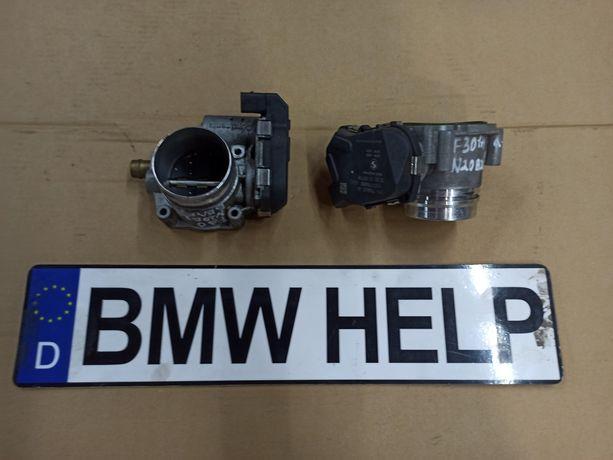 Дроссельная Заслонка Ф25 F30 F10 N20 N26 Разборка BMW HELP