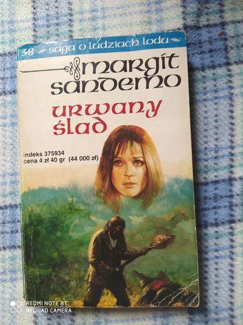 Saga o ludziach lodu Margit Sandemo tom 38 urwany ślad