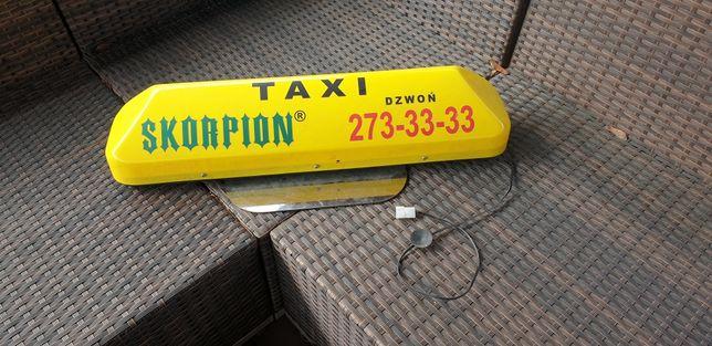 Kogut taxi skorpion