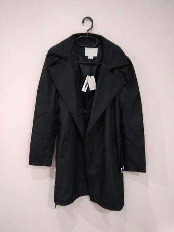 płaszcz damski Fisherfield roz. 40 L otwarte klapy M/L