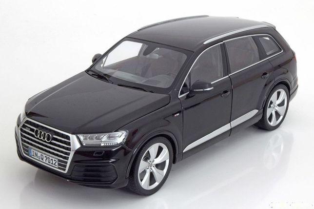 1:18 Minichamps Audi Q7 2015