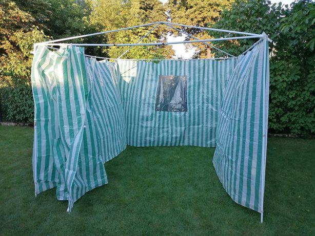 Namiot pawilon ogrodowy