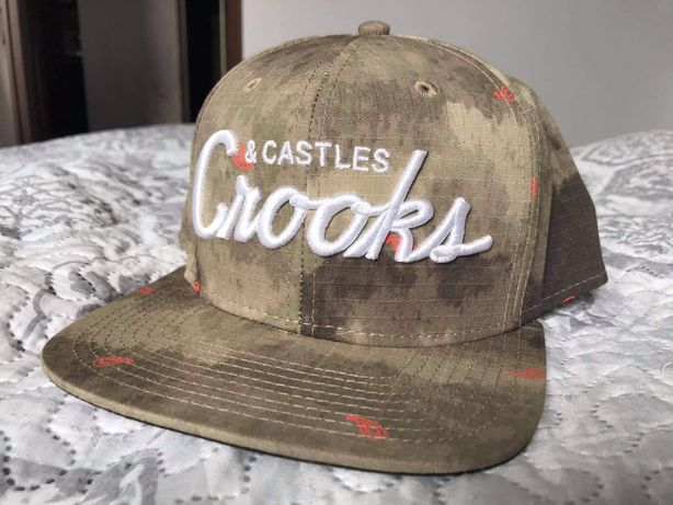 Czapka Crooks Moro