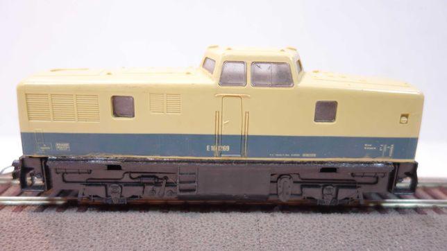 Lokomotywa diesel Lima E10 1269  skala H0  //9