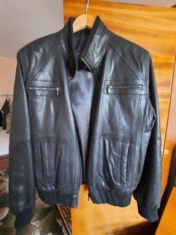 Продам чоловічу шкіряну куртку