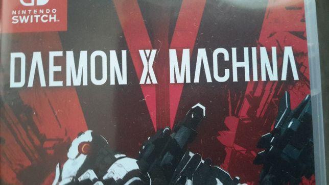 Daemon X Machina nintendo switch nowa w folii