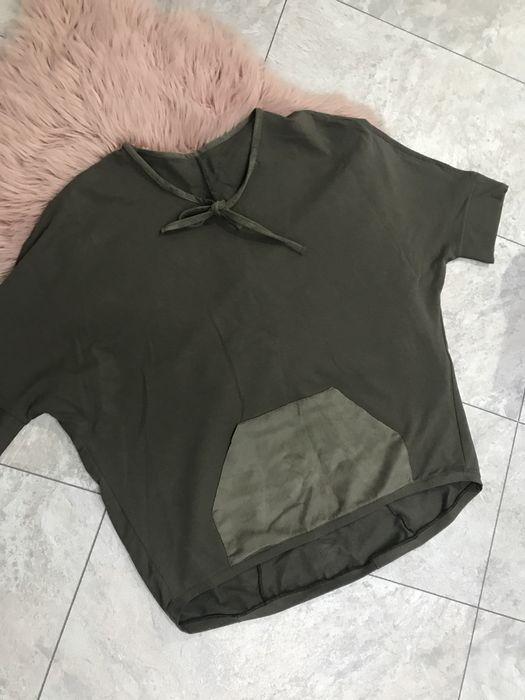 Bluza oversize XL khaki Marki - image 1