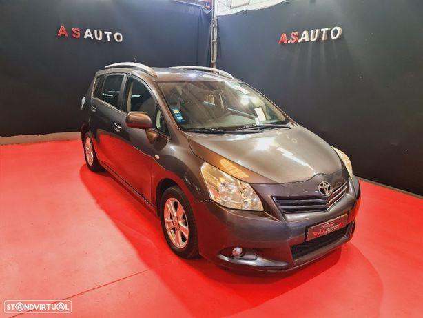 Toyota Verso 2.0 D-4D Energy+NAVI
