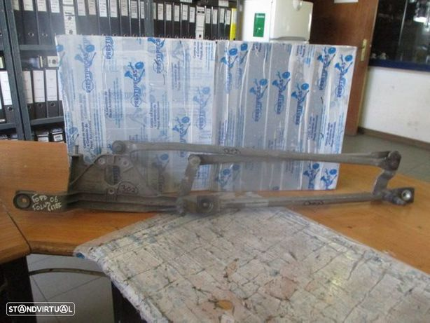 Tirante limpa vidro 4M5117K484AC FORD / focus / 2006 / 1.6TDI /