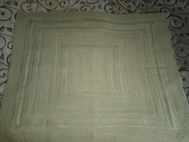 Детский плед / одеяло, ручная работа