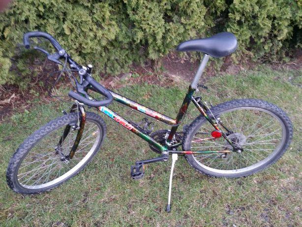Rower 26 cali na wycieczki