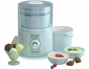 Maszyna do lodow i jogurtow Ariette
