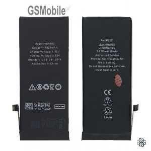 Bateria para iPhone SE 2020 A2275 A2298 A2296
