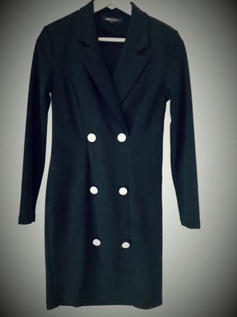 Sukienka czarna  Amisu