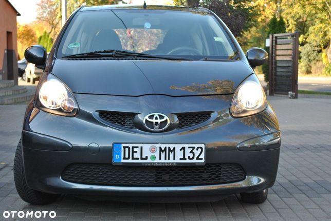 Toyota Aygo 1,0 2006 klima