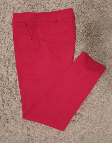 Spodnie długie eleganckie w kant Orsay 34