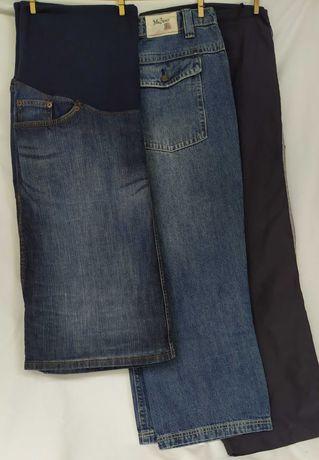 Юбка, шорты (капри) джинс 52-54 размера