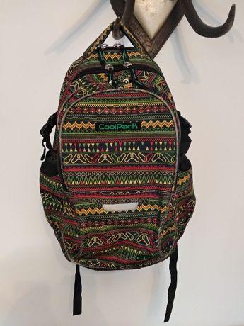 plecak szkolny, młodzieżowy