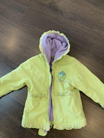 Детская куртка Coccobella