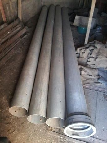Алюминиевая труба для скважины диаметр 22 см