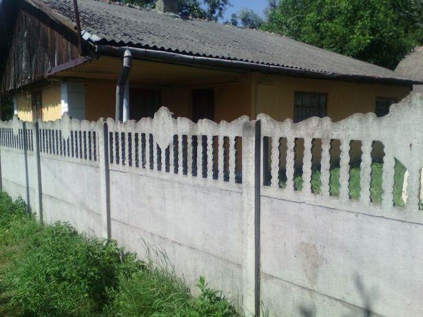 Продам будинок з газопідведенням+ 25 соток під забудову Мостиський р-н