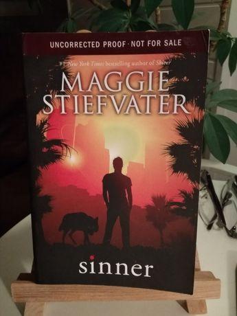 Sinner. Grzesznik . Maggie Stiefvater - w języku angielskim