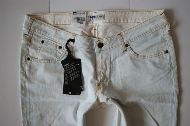 roz. 33/33 lee nowe spodnie model norma stretch wrangler levis