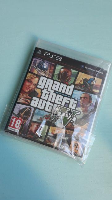 Gra GTA 5 PS 3 używana sprawna