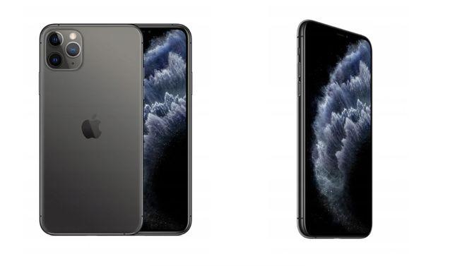 Smartfon Apple iPhone 11 Pro Max 4/64GB Space Gray