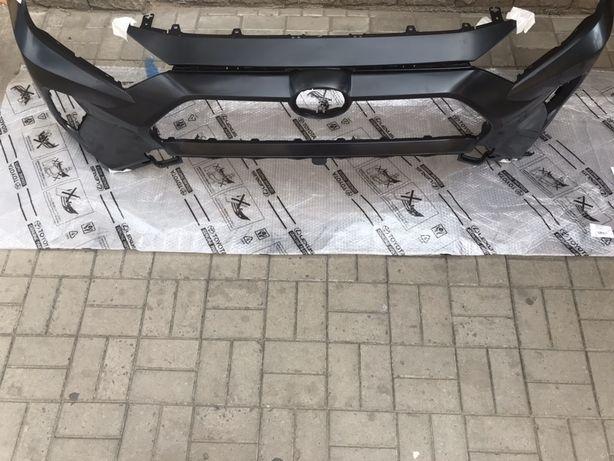 Передний бампер Тойота Toyota RAV4 2019-