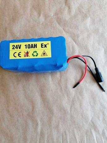 Akumulator do roweru elektrycznego 24 volt nowy