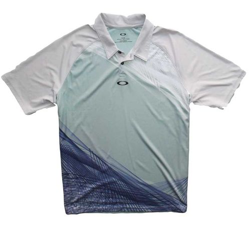 Oakley XL techniczna koszulka polo NOWA z USA