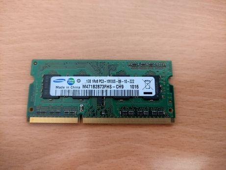 Memória RAM 1GB DDR3 1333mhz (10600s) Samsung