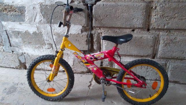 Rower dziecięcy koła 16