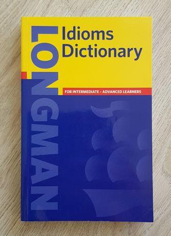 słownik angielski Longman Idioms Dictionary