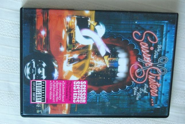 We Are Scissor Sisters*And So Are You/DVD