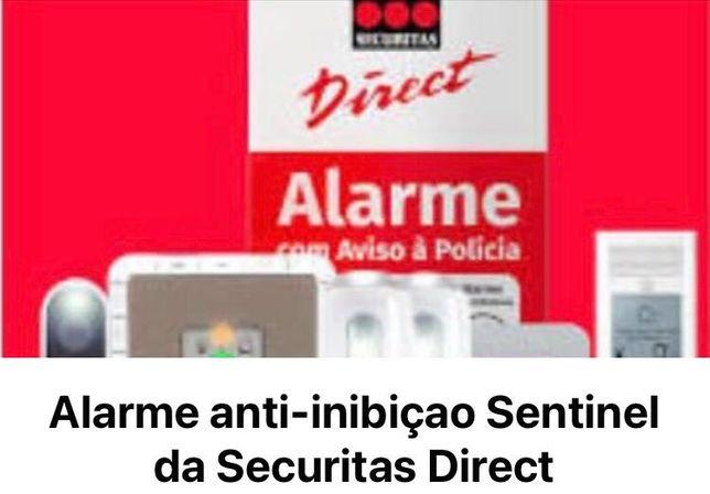 Alarme Sentinel da Securitas Direct