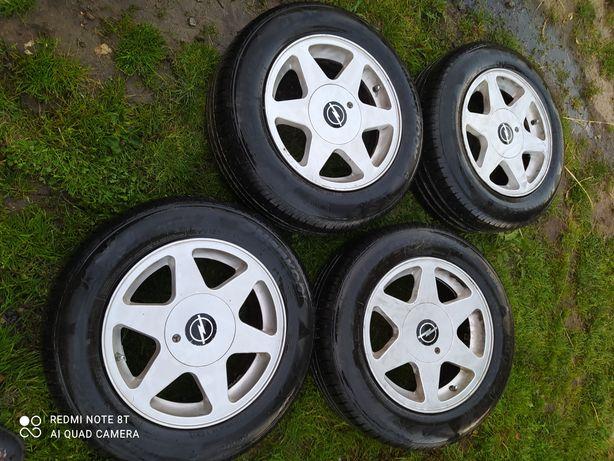 Kola alufelgi R15 Opel