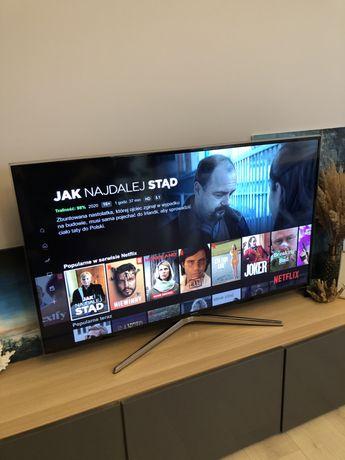 Telewizor Samsung SmartTV 48 cali FullHD 2 piloty