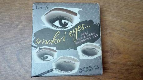 Benefit Smokin' Eyes Paleta do makijażu oczu