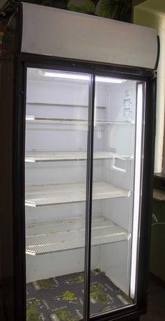 Witryna chłodnicza 90cm szafa chłodnicza Norcool S800SD