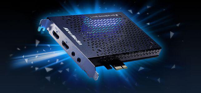 AvermediaLiveGamer HD2-karta do streamingu.Dysk ssd 2tb,1tb,500gb.250