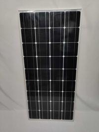 [NOVO] Painel Solar Rígido [100W] Fotovoltaico Silício Monocristalino