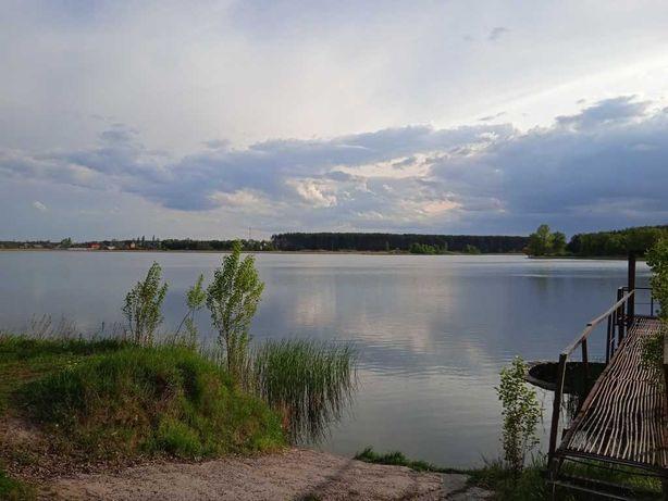 Продам участок 31 сот возле озера и леса Липовый Скиток