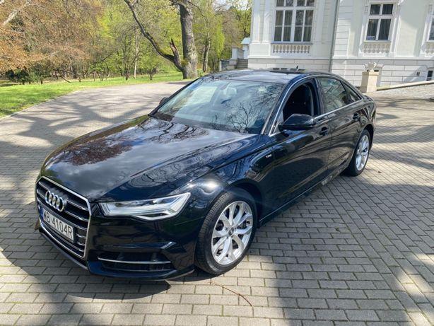 Audi A6 quatro salon Polska