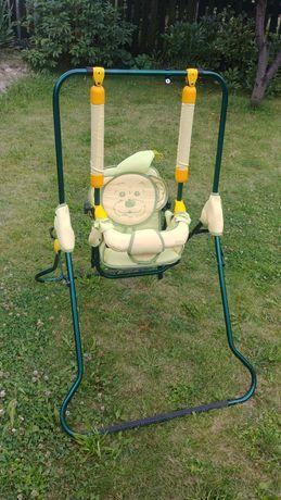 Huśtawka dla dzieci ogrodowa wolnostojąca