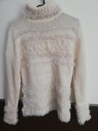 Golf włochacz m/l sweter