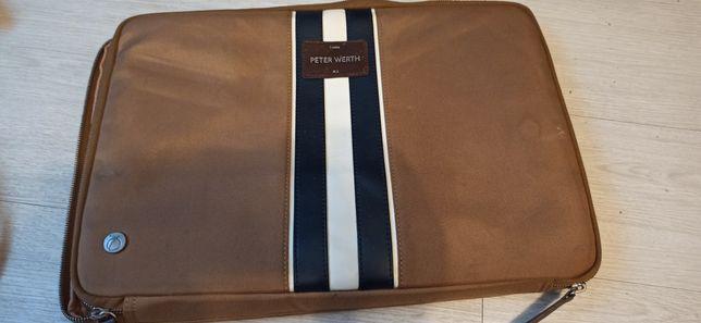 Etui torba na laptopa Peter Werth 13, 14, 15,6 cali