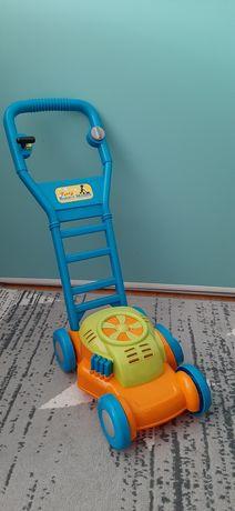 Kosiarka dla dziecka na bańki mydlane firmy Smiki