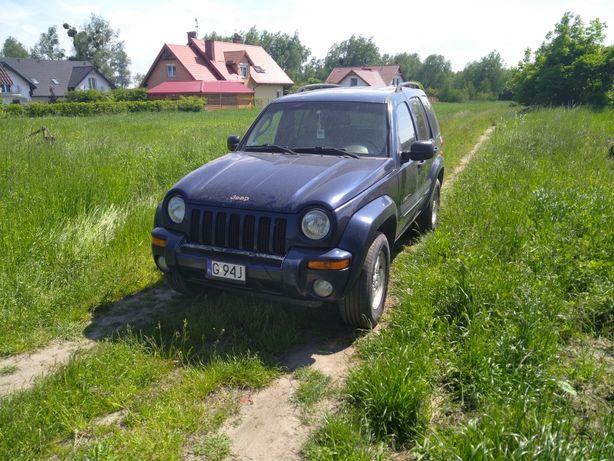Jeep Liberty 3.7 uszkodzony silnik